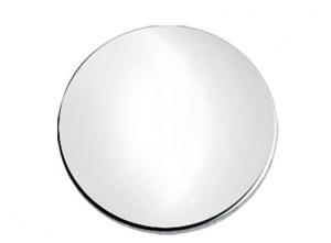 Piastrina sublimatica rotonda cm.3x3x0,1h