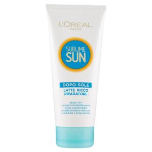 L'OREAL  Sublime Sun - Dopo-sole latte ricco riparatore - 200 ml