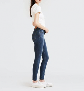 Jeans donna LEVI'S 720 HIGH WAISTED SUPER SKINNY