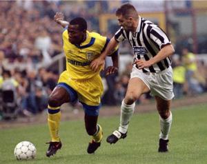 1994-95 Parma Calzettoni Away *Nuovi