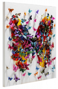 Dipinto a mano Butterfly