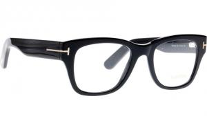 Tom Ford - Occhiale da Vista Uomo, Matte Black  FT5379  (001)  C51