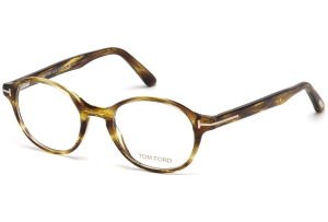 Tom Ford - Occhiale da Vista Uomo, Blonde Havana  FT5428  (039)  C49