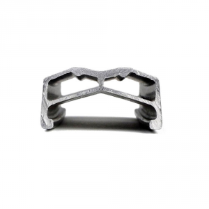 G-sport Ribcage Cerchio Bmx  | Colore Black
