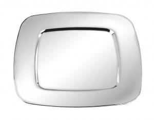 Vassoio quadrato cm.31,5x31,5x1h