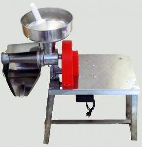 Spremipomodoro TS-N°5 -330W-0.45CV in acciaio inox FPL