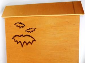 Casetta per Pipistrelli Bat Box House