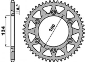 CORONA PBR Z49 P520 KAWASAKI SUZUKI 48949L