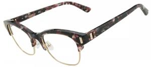 Calvin Klein - Occhiale da Vista Donna, NUDE, Borgundy Tortoise, CK8550  (625)  C49