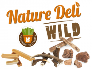 Nature Delì Wild – Corna di cervo