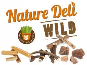 Nature Delì Wild – Bastone di olivo