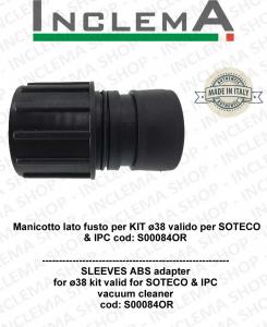 Manicotto lato fusto per KIT ø38 valido per SOTECO & IPC cod: S00084OR