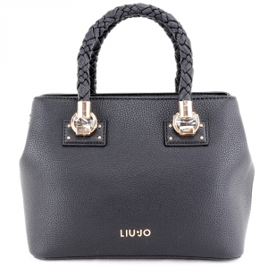 Hand bag Liu Jo MANHATTAN A69028 E0031 NERO