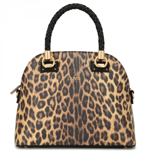 Hand bag Liu Jo MANHATTAN A69097 E0419 LEOPARDO MARR