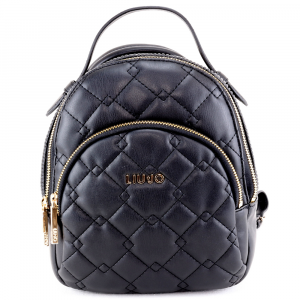 Backpack Liu Jo UNICA A69140 E0007 NERO