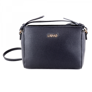 Shoulder bag Liu Jo MANHATTAN A69090 E0031 NERO