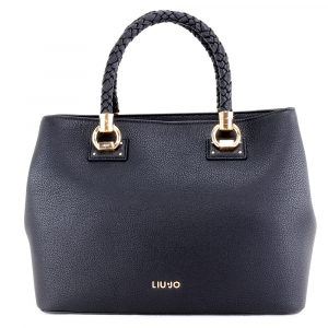 Hand bag Liu Jo MANHATTAN A69027 E0031 NERO