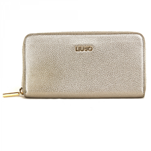 Woman wallet Liu Jo MANHATTAN A69174 E0031 ORO