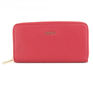 Woman wallet Liu Jo MANHATTAN A69174 E0031 BEAUTY RED
