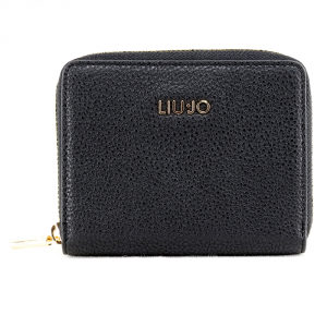 Woman wallet Liu Jo MANHATTAN A69176 E0031 NERO