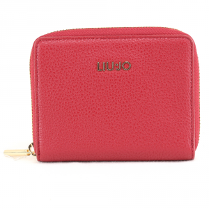 Woman wallet Liu Jo MANHATTAN A69176 E0031 BEAUTY RED
