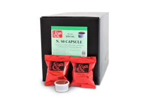 CAPSULE CAFFE' SPECIAL COMPATIBILI LAVAZZA POINT -  50 Pezzi