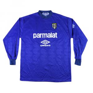 1991-92  Parma Maglia Allenamento XXL *Nuova
