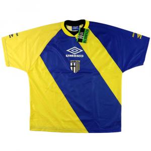 1993-95 Parma Maglia Allenamento XL *Nuova