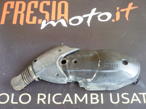 PLASTICHE CARTER FRIZIONE USATE YAMAHA CYGNUS 125 ANNO 2010