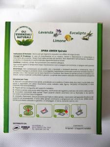 Spira Green Ecologica 10 pezzi