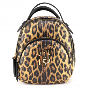 Backpack Liu Jo CREATIVA A69140 E0419 LEOPARDO MARR