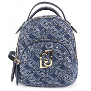 Backpack Liu Jo CREATIVA A69140 T9779 BLU DENIM