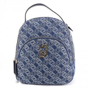 Backpack Liu Jo CREATIVA A69139 T9779 BLU DENIM