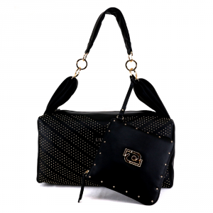 Shoulder bag Liu Jo CREATIVA A69075 E0052 NERO
