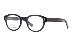 Christian Dior - Occhiale da Vista Uomo, DIOR FRACTION 03, Black  807  C47