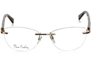 Pierre Cardin - Occhiale da Vista Donna, Gold - Dark Havana P.C. 8824  SJX  C55