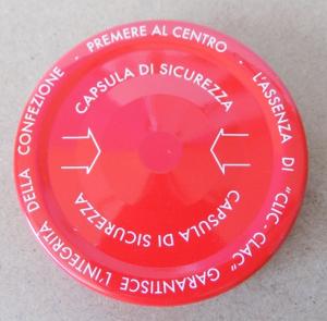 Capsule industriali mis. 43-48-58-66-77-89-100-110