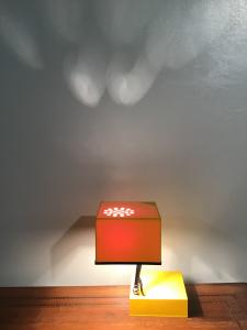 LAMPADA DA TAVOLO BY BRUNO GAMBAROTTO
