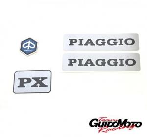 5127 SERIE ADESIVI PER PIAGGIO CIAO PX