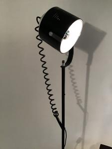 LAMPADA DA TERRA ARTIGIANALE BY OFFICINA DI RICERCA