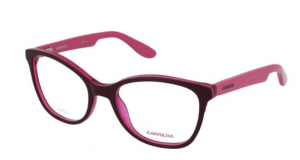 Carrera - Occhiale da Vista Girl, CARRERINO 50 JUNIOR, Violet Dark Pink HNM  C49
