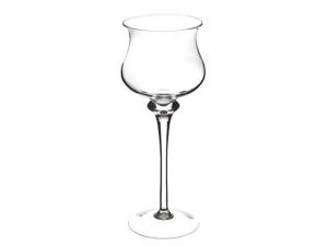 Vaso Calice in vetro cm.45h diam.18