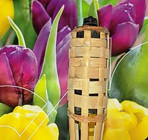 Torcia Bamboo