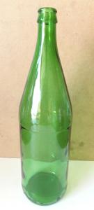 Bottiglia acqua minerale verde lt.0.5/ 1Lt.