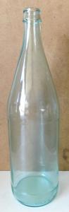 Bottiglia acqua minerale bianca 1 Lt.