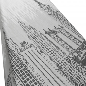 Tagesdecke aus Stahl SKYLINE von VALLESUSA