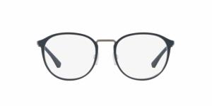 Emporio Armani - Occhiale da Vista Uomo, Matte Blue  EA1091  3228  C50