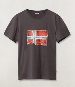T-shirt uomo NAPAPIJRI SEITEM MANICA CORTA