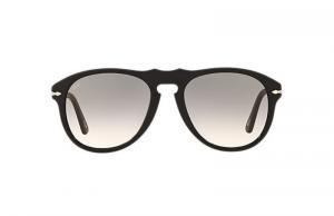 Persol - Occhiale da Sole Uomo, Matte Black/Grey Shaded  PE0649   95/32  C54