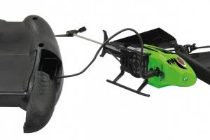 Jamara Spirit Elicottero, 3 più 2 Canali Eli Gyro, Turbo con Luce IR